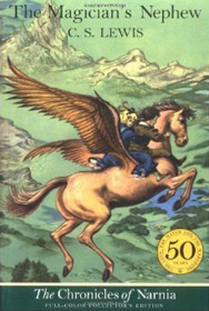 magician's nephew book cover
