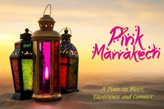 Pink Marrakech