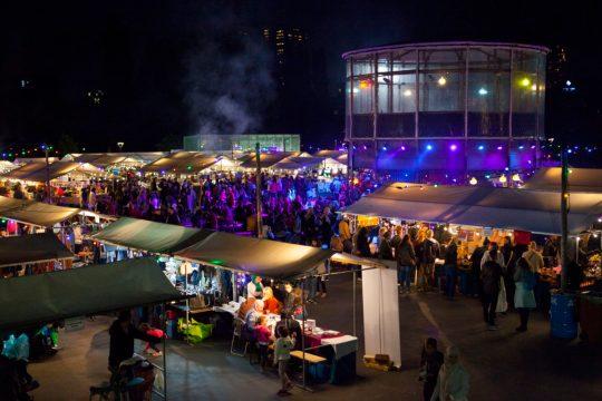 Djemaa el Fna Rotterdam 2017 festival museumpark cultuur