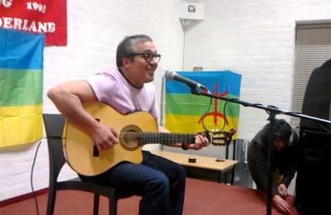 barachid djemaa el fna rotterdam museumpark muziek amazigh tamazight tarifit