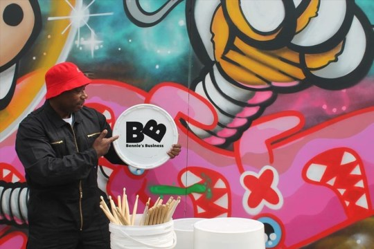 bennies business djemaa el fna rotterdam bucket drumming
