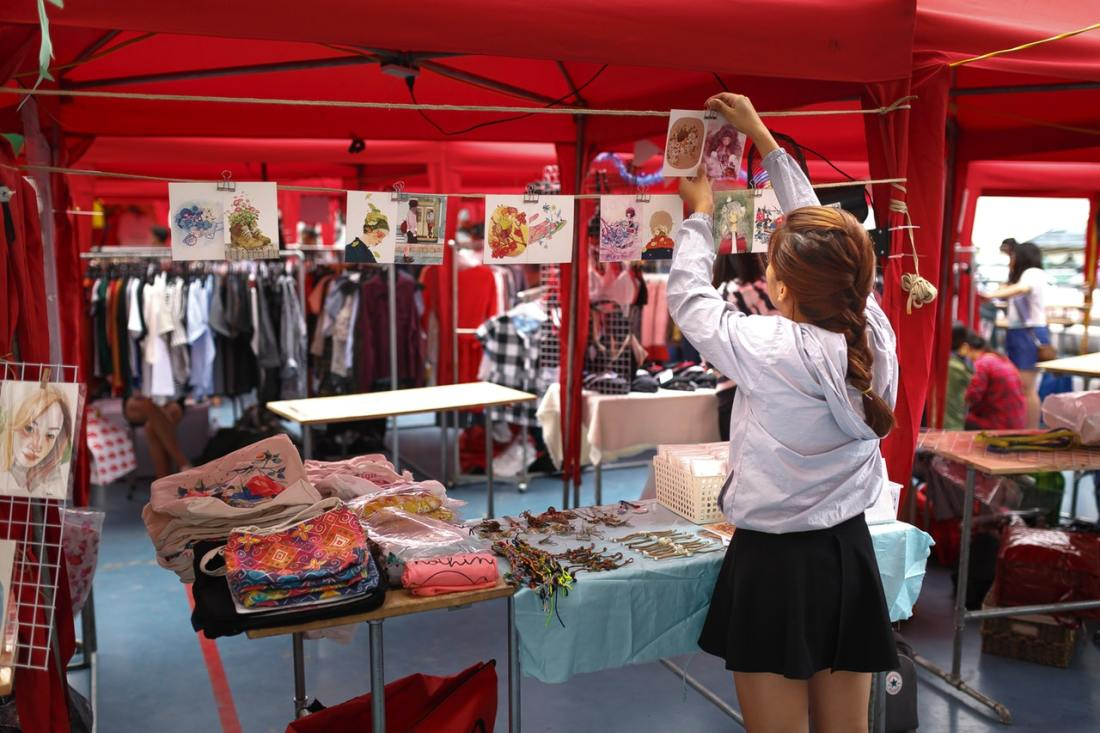 kids souk djemaa el fna rotterdam markt kraampjes