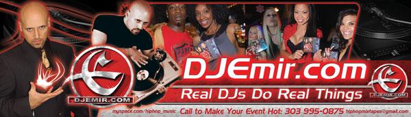 DJ Emir Mixtapes: Real DJs Do Real Things