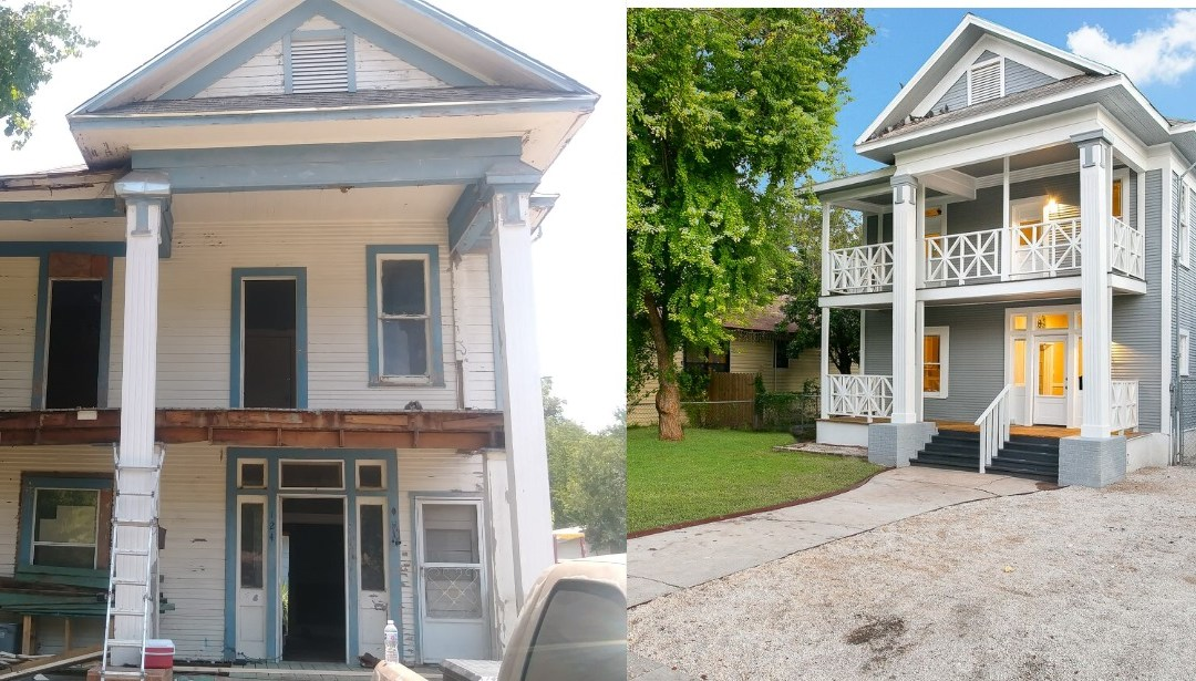 Before & After – Halliday