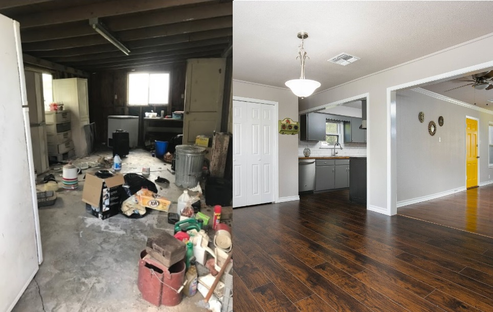 Before & After – Prestwick