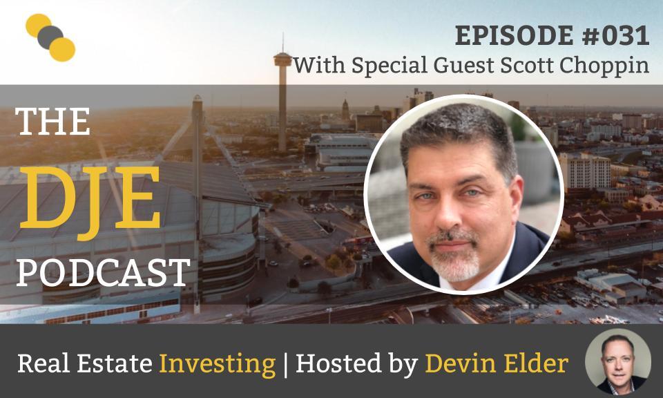 DJE Podcast #031 with Scott Choppin