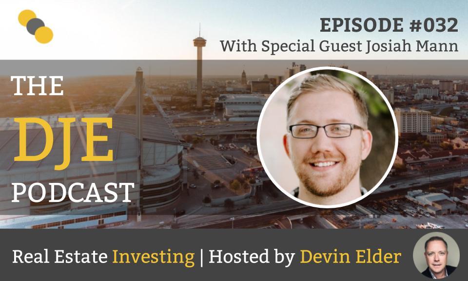 DJE Podcast #032 with Josiah Mann