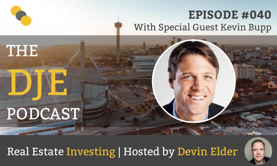 DJE Podcast #040 with Kevin Bupp
