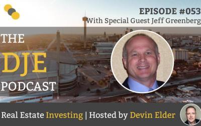 DJE Podcast #053 with Jeff Greenberg