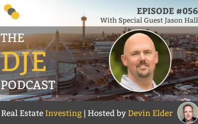 DJE Podcast #056 with Jason Hall