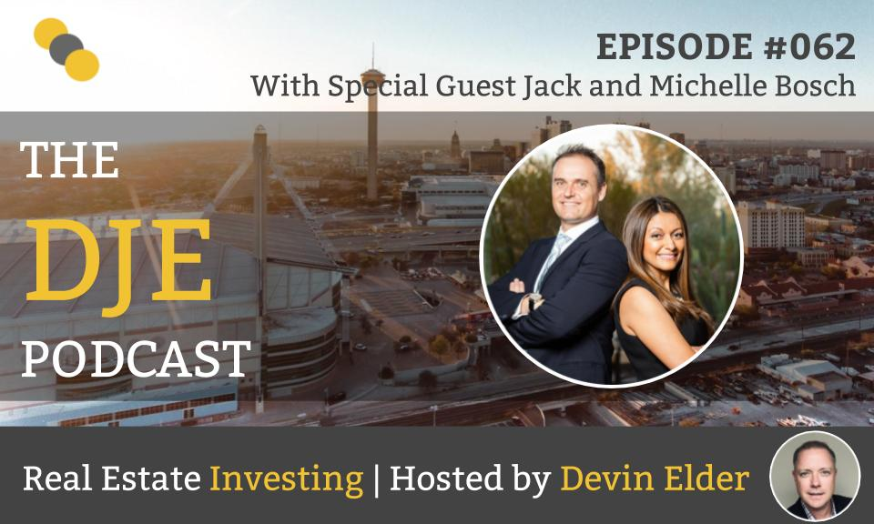 DJE Podcast #062 with Jack and Michelle Bosch