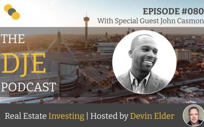 DJE Podcast #080 with John Casmon