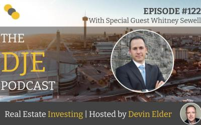 The DJE Multifamily Podcast #122 with Whitney Sewell