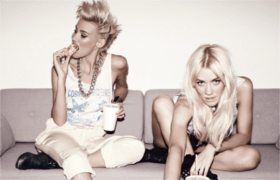 Nervo | #55 on DJ-Rankings
