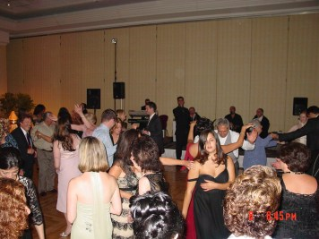 Arabic band DJ Frank Young Bilingual Wedding DJ Dallas Forth Worth English Spanish