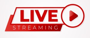 Live Streaming Cover Logo