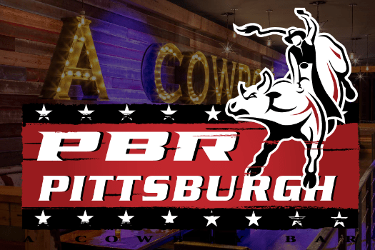 PBR Pittsburgh with Logo