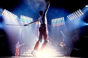 style musicaux on stage, dancefloor