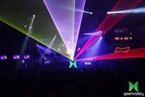 discotheque night club green valley Bresil
