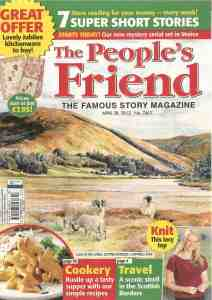 People's Friend Circulation is now 257,348