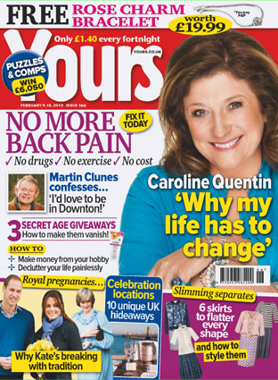 Yours Magazine, Grey Media