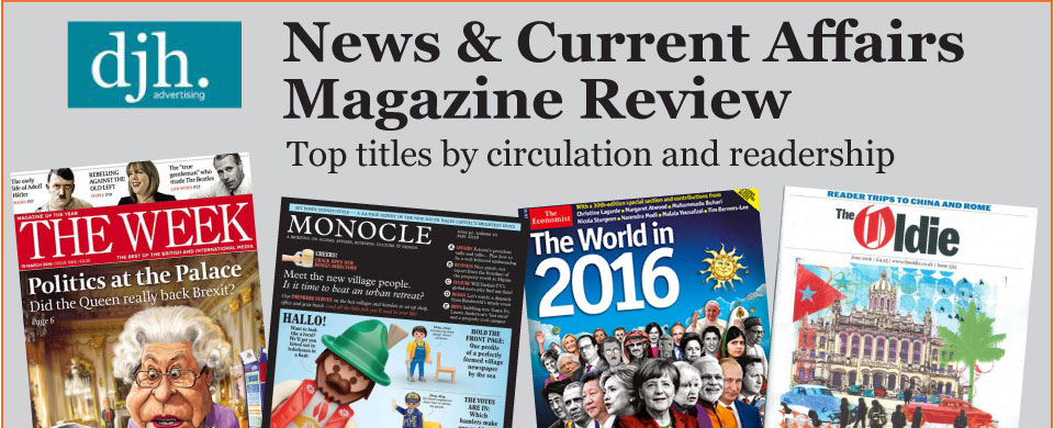 News & Current Affairs Magazine Data