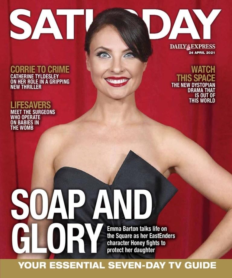 Express saturday magazine apr21
