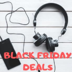 Best Headphones Black Friday Deals