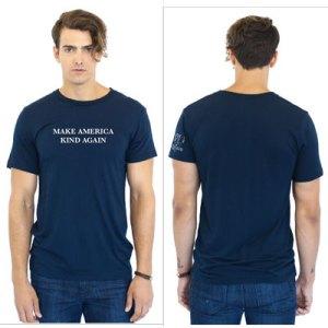 Make America Kind Again Tees for men