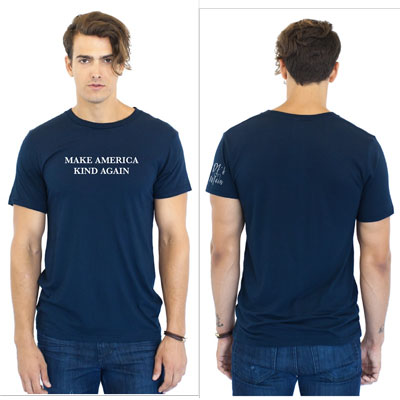 Make America Kind Again Tees for men