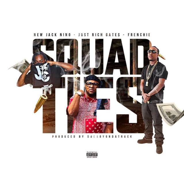 Squad Ties Cover
