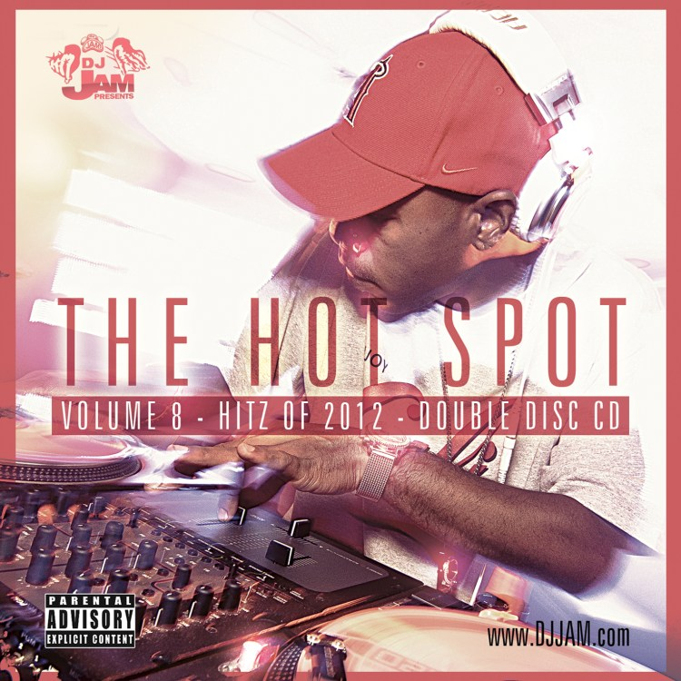 THE HOT SPOT VOL. 8 DISC 1 & 2