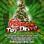 RNB LOUNGE SPREADS HOLIDAY CHEER TO CHILDREN