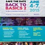 "June 4-7th ""Back To Basics 2"" Info Pt.2 – Urban Network Digital & Amalgamation Magazine Music – Entertainment Conference 2015 /  Crowne Plaza Hotel, San Diego"