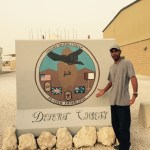 """NEW PHOTOS"" U.S. Military Base / Doha, Qatar / July 18th & 19th"