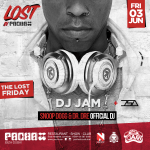 "DJ Jam plays Dubai at ""Lost N Pacha"" June 3rd 2016"