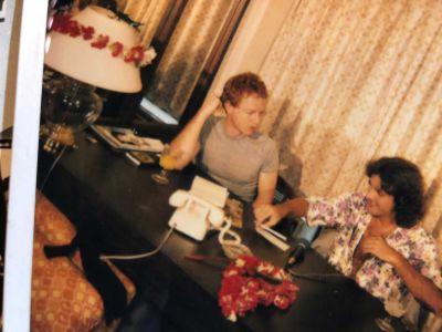 Oingo Boingo's Danny Elfman in Hawaii