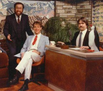 Ed McMayhem, Jed, Freddy Show