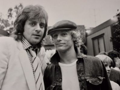 Eddie Money and Bryan Adams