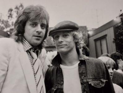 Eddie Money and Bryan Adams