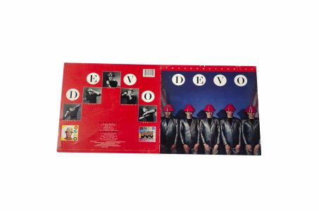 "DEVO ""Freedom Of Choice"" art"