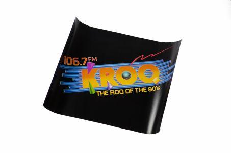 Mid-80s KROQ poster