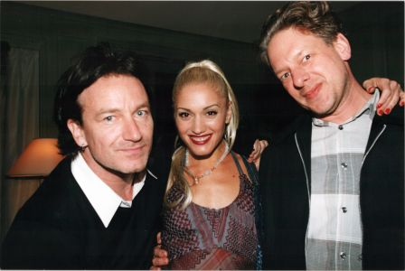 Party with Bono, Gwen Stefani and Jed The Fish