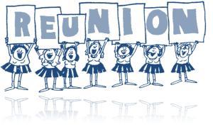 Class Reunion tips, activities