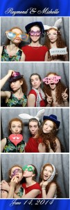 Wedding DJ Photo Booth