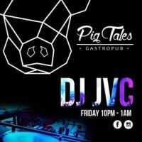 DJ JVC GIG: Pig Tales Gastropub | 1.6.2017 | San Juan City