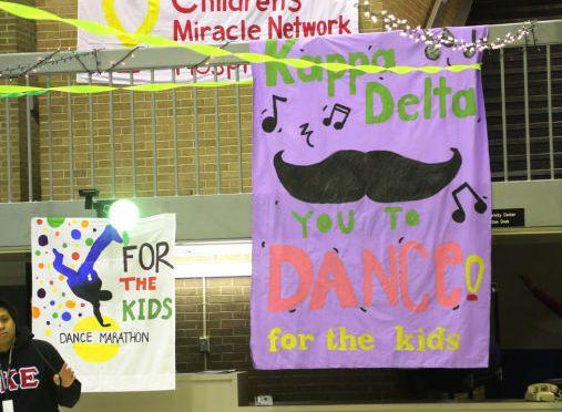 FMU's Dance Marathon