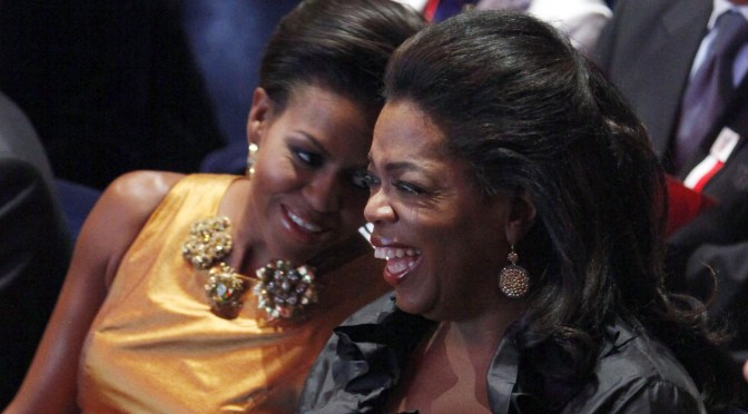 BFF Alert! Michelle Obama & Oprah Vacation Together In Hawaii