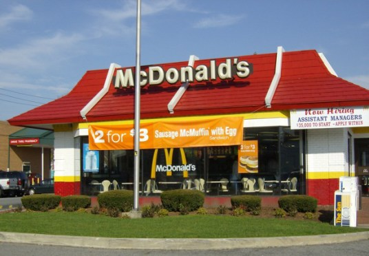 WTF News: McDonald's Employee Accused of Selling Heroin in Happy Meals