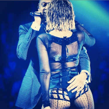 Take A Bow: Proud Performer BeyBey Posts Photos From Her Favorite Moments Grammy Night!